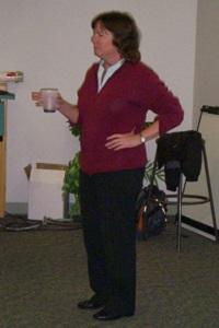 Dr. Karen McDonald